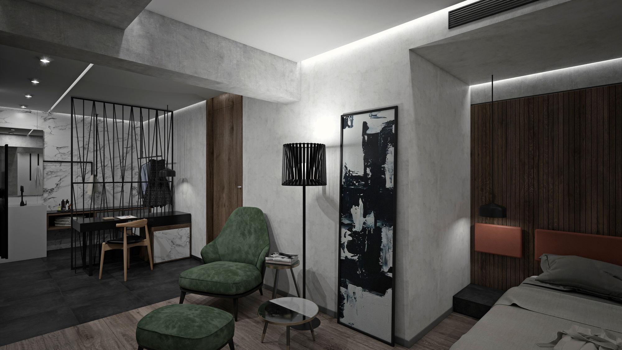 Dyo Suites Luxury Boutique Hotel Rethymno Crete - Osmium Suite