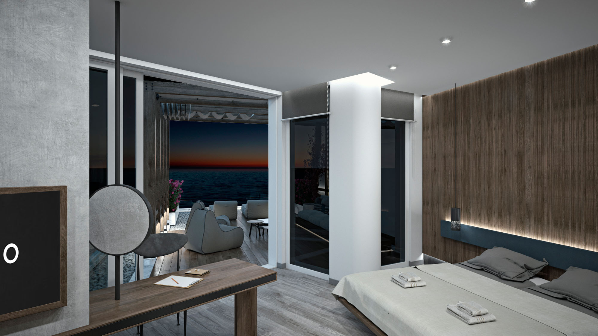 Dyo Suites Luxury Boutique Hotel Rethymno Crete - Iridium Suite