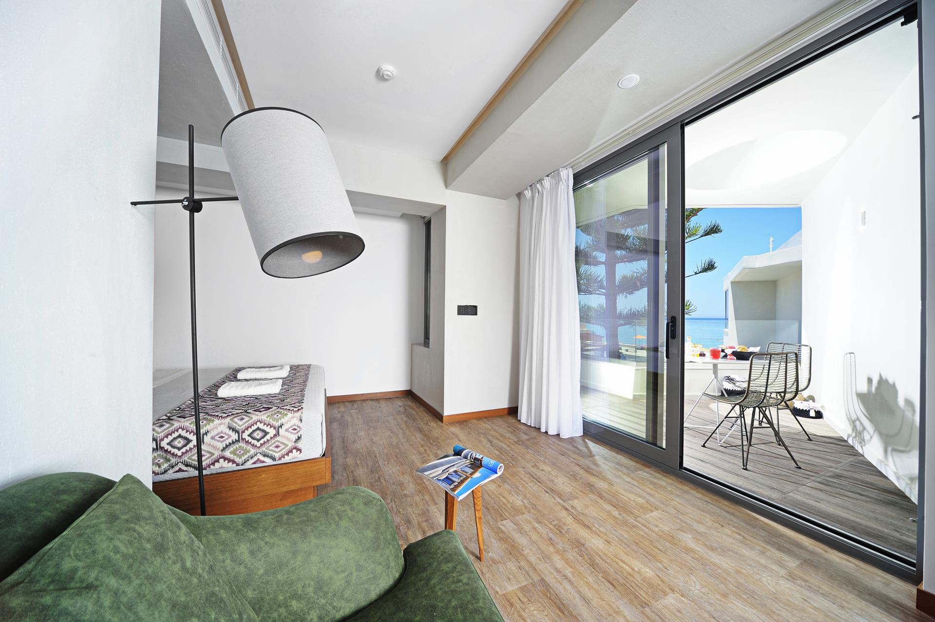 Dyo Suites Luxury Boutique Hotel Rethymno Crete - Osmium Suite